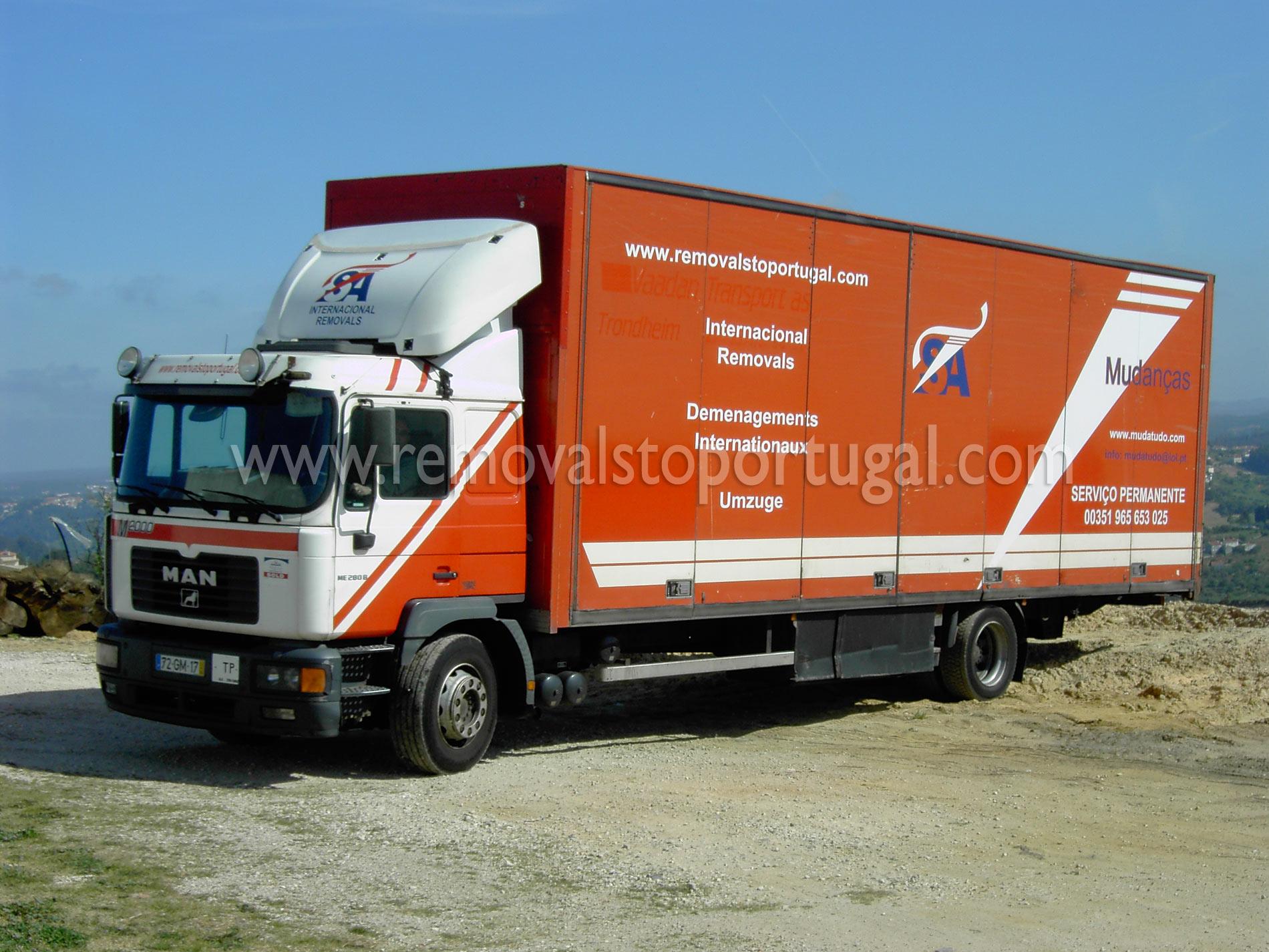 Removals to Portugal, Moving, Removals, Algarve, Oporto, Lisbon removals, Moving, Removals, International Removals, Déménagements/ Mudanzas/Umzuge, Verhuizers, Flyttning
