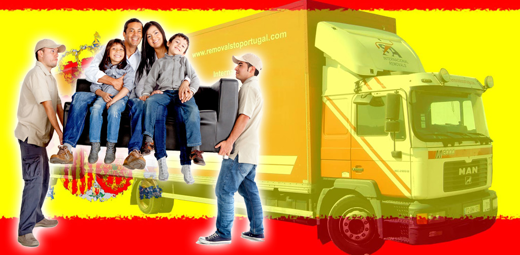 Removals to Spain, Spain Movers, Madrid, Barcelona, España, Europe, Removals